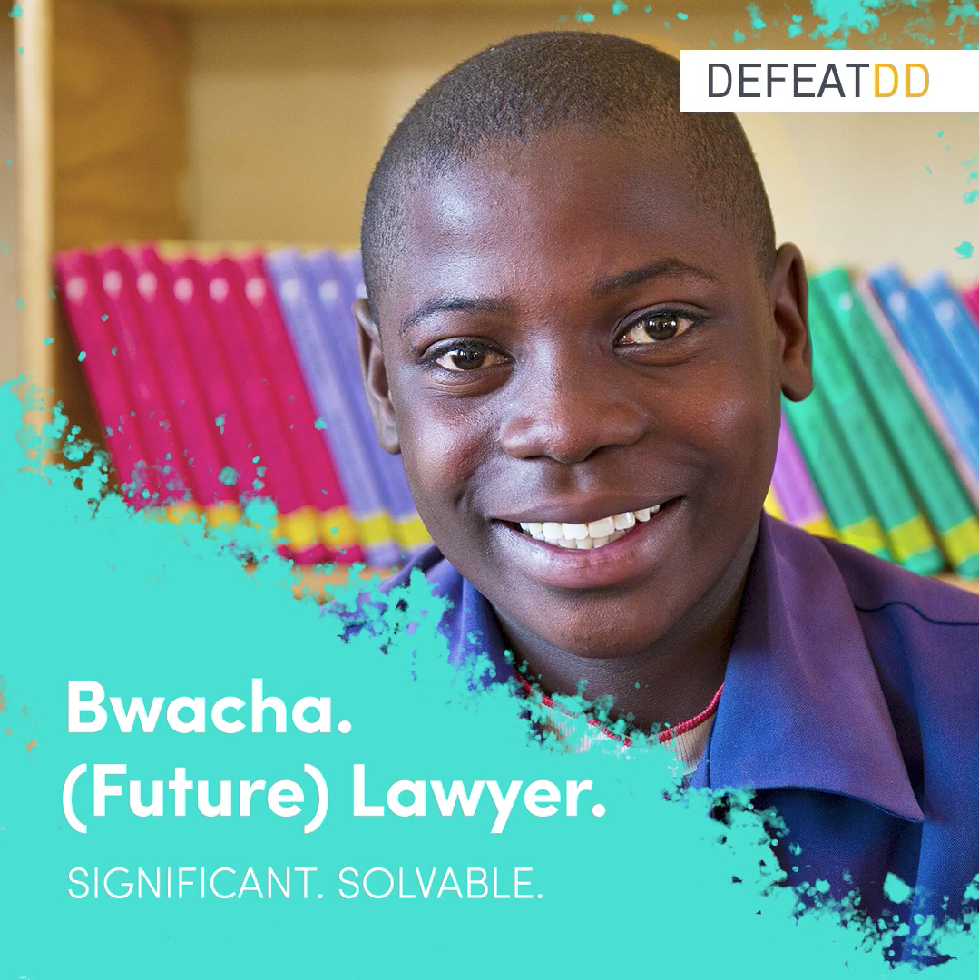 Bwacha - Future Lawyer