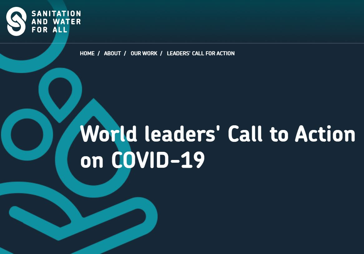 World Leaders Call to Action on COVID