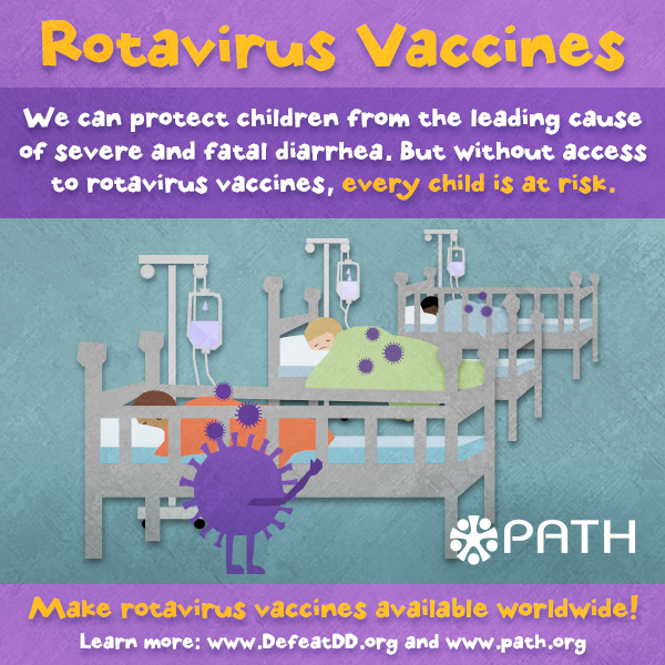 rotavirus oral vaccine diarrhea