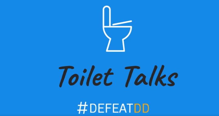 Toilet Talks graphic