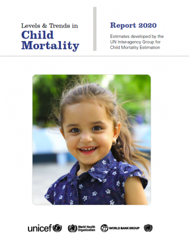 Cover image of Levels and Trends in Child Mortality: Report 2020
