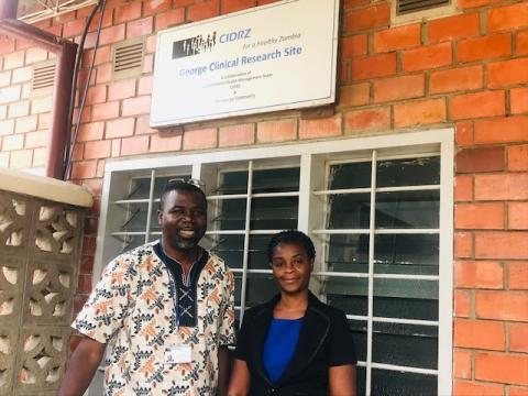 Photo of blog authors